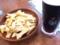 チーズソースポテト@びっくりドンキー