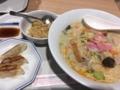 麺2倍@リンガーハット イオンスタイル大津京店