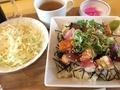 海鮮丼@心斎橋 みみずく25