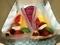 リンゴとプリンのタルト、季節のタルト@キルフェボン グランフロント