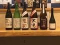 日本酒@心斎橋 まぐろ小屋 別邸
