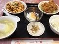 麻婆豆腐定食@烏丸御池 中国料理 天嘉