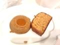 「紅茶とアプリコット」「イチジクと紅茶」@城山観光ホテル