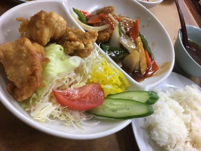 A定食@東山三条 マルシン飯店