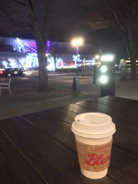 コーヒー@スターバックス ロームシアター京都