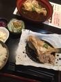 日替わり(カワハギの肝煮)@長堀橋 鯛平