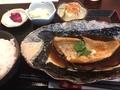 日替り煮魚定食@長堀橋 鯛平