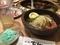 盛岡冷麺、チョコミントアイス@でん