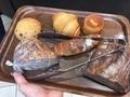 ライ麦パン、チョコチップクッキなど@品川駅 ブレッドワークス