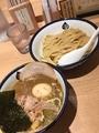 味玉つけ麺@品川駅 玉