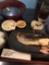 カンパチの粕漬け@長堀橋 鯛平