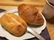 塩パン、バターはちみつパン@デリフランス