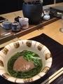 栃餅 茶蕎麦@ 京都市役所前 紫雲仙