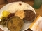 スパイス魂ビーフカレー、スリランカの野菜カレー@梅田 ポンガラカレ