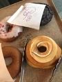 レモンメレンゲ、プレーン他@四条寺町 koe donuts