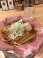 煮卵ラーメン@道頓堀 ラーメン大戦争