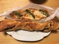 スモークチーズとほうれん草のスティック他@セントレジス大阪 ブー
