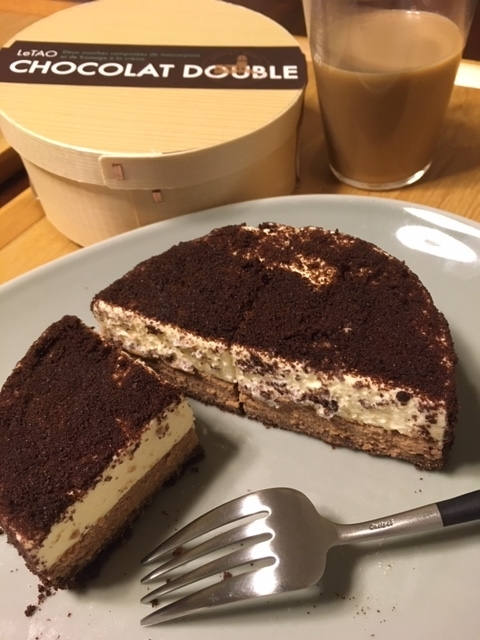 ルタオ チョコレートダブル