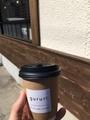 ホットコーヒー@浜大津 gururi coffee