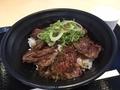 ハラミ丼@オーミー大津 肉ビストロ ココロ焦ガレ