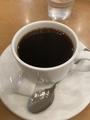 ランチのコーヒー@西武百貨店大津店 ミレー