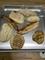 パニーニ、きなこパン、豆のパン、明太子など@岡崎 チアアップ