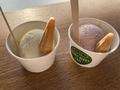 イチゴミルク、メープルさつまいも@アグリパーク竜王