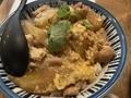 親子丼定食@東心斎橋 鯛炊き蕎麦とおかず きし