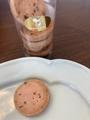 苺クッキー@琵琶湖ホテル ベルラーゴ