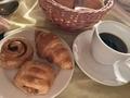 朝食のパン@ロテルド比叡 ロワゾブルー