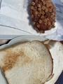 ザクザクカレーパン、食パン@小麦の奴隷
