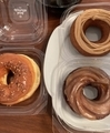 みたらし、キャラメルバタースコッチ、きなこモンブラン@koe donuts