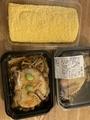 豆腐ハンバーグ、出汁巻@大津 豆藤