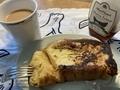 フレンチトースト(PAN PARI使用)