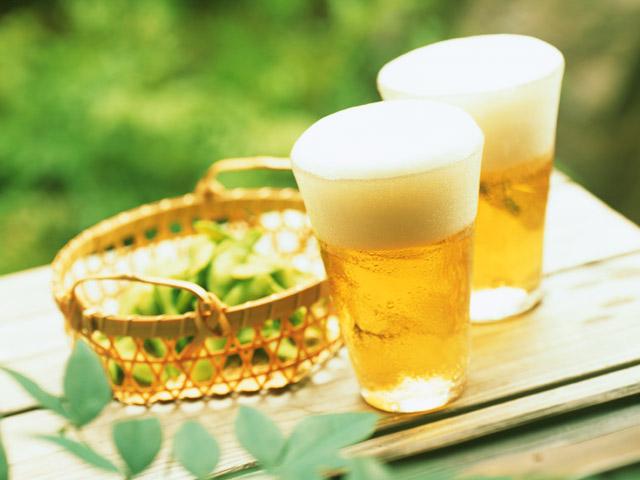 ビールはアルコールより糖質が肥満の原因になります