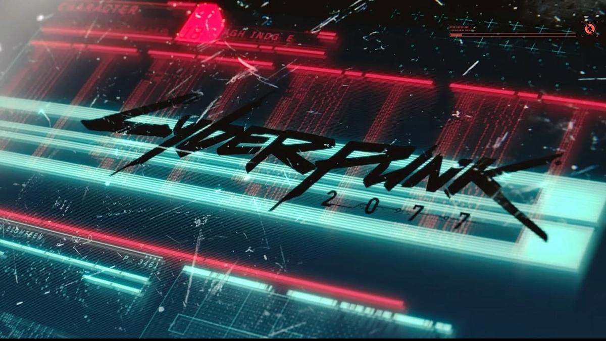 cyberpunk2077 タイトル