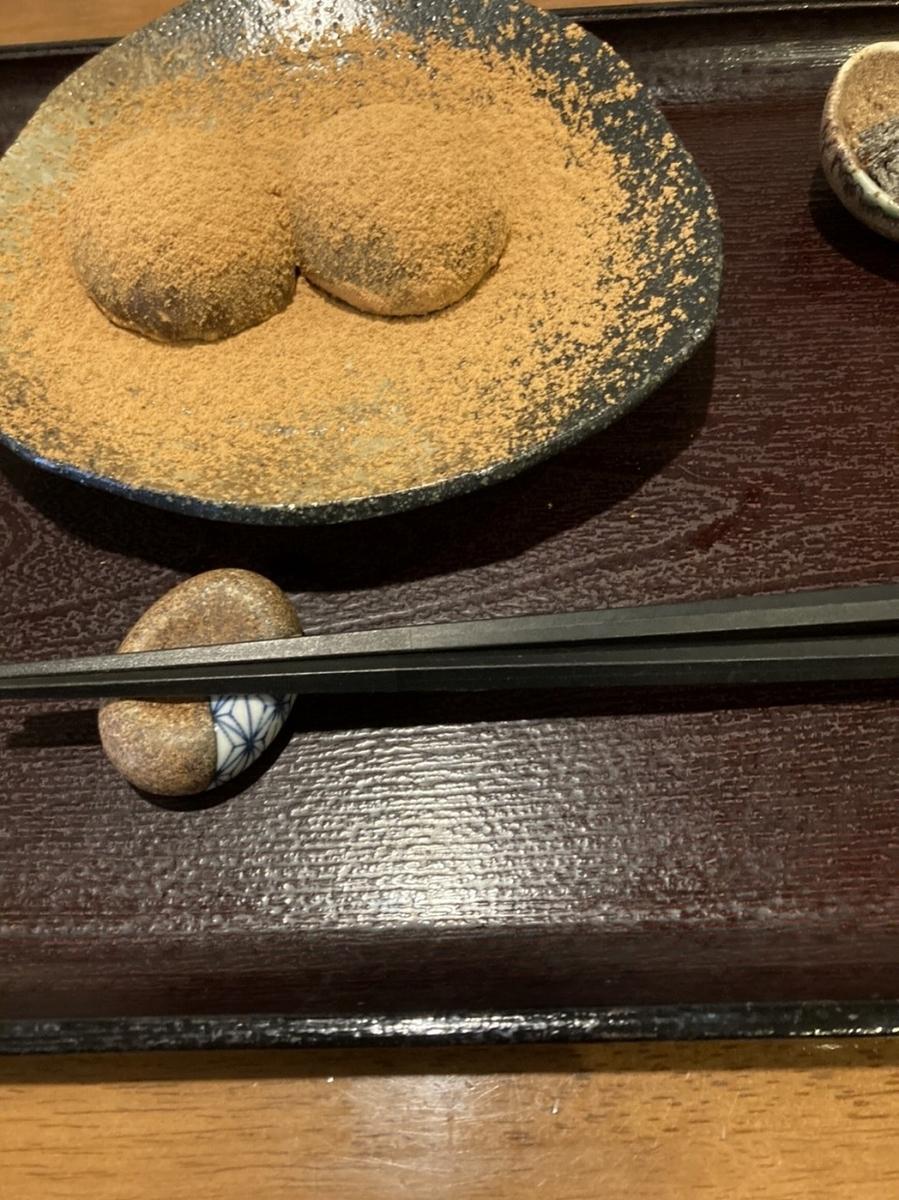 楓 わらび餅