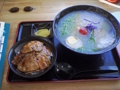 ぽっぽ亭 豚丼セット