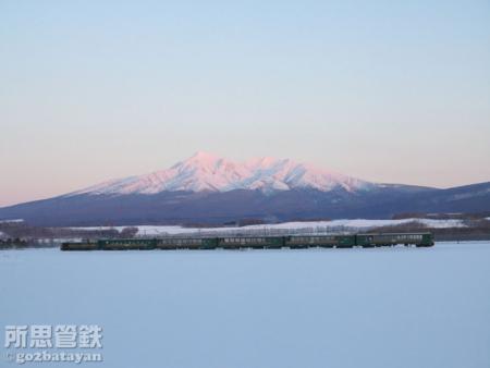 2016.02.28 清里町~札弦