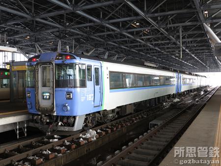 2018.11.25 旭川