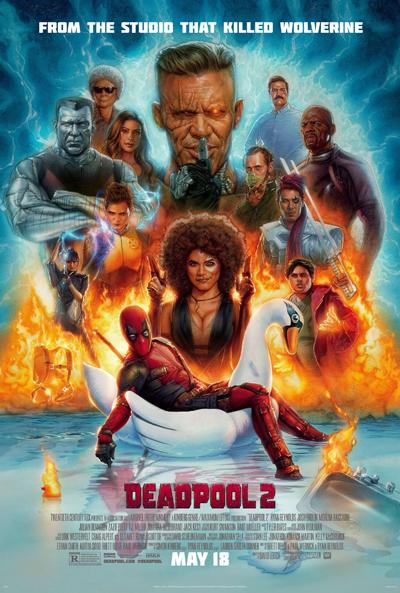 デッドプール2 (2018)」面白かったし、メタなギャグはギャグのための ...
