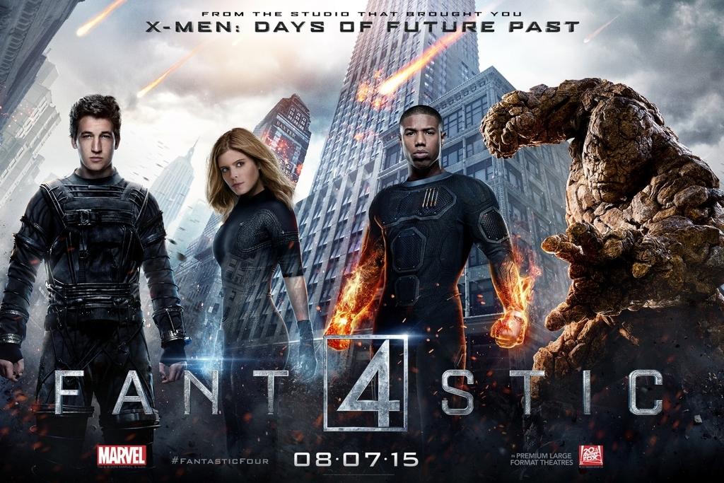 ファンタスティック・フォー (2015)」駄作と言う以前に、もはや未完成 ...