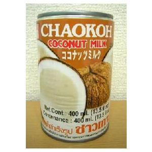 缶入りのココナツミルクがそのままの味に一番近いです