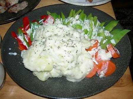 まるちゃんのお料理
