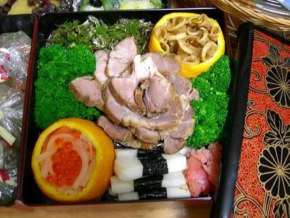 まるちゃん宅のお正月料理