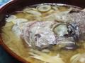 [味噌汁]鯛のあら汁