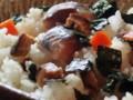 [寿司]潤目鰯の混ぜご飯