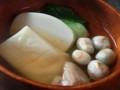 [スープ]シンプルなお雑煮