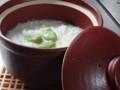 [ご飯]ミルク粥