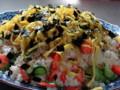 [寿司]塩鮭のちらし寿司